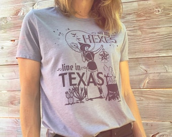 All My Hexes Women's Relaxed Fit Tee