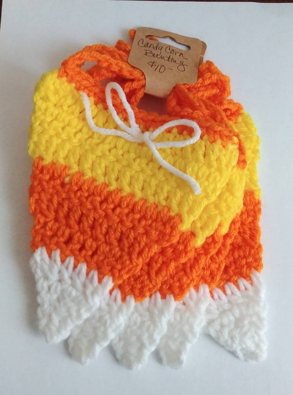 Sale! Candy Corn Bunting