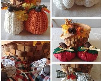 Pumpkin Fall Decor Sets