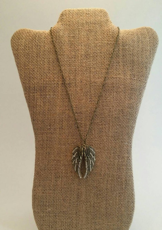 Sale! Angel Wings Necklace