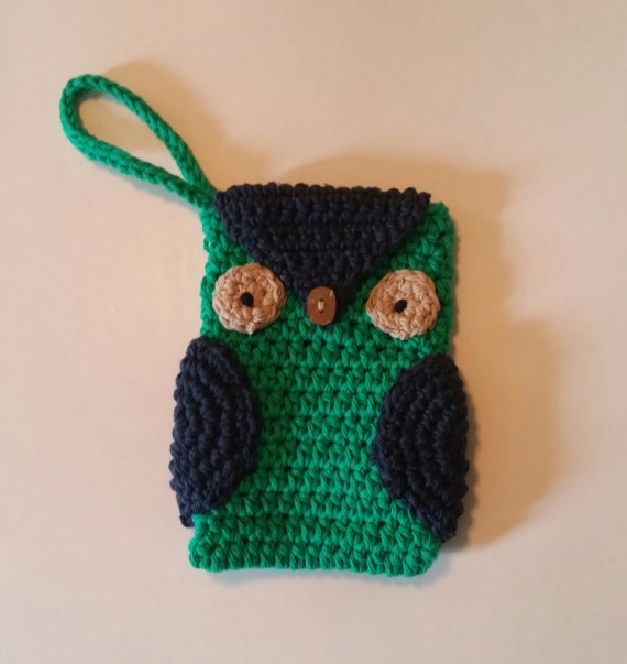 Owl Cell Phone Pouch