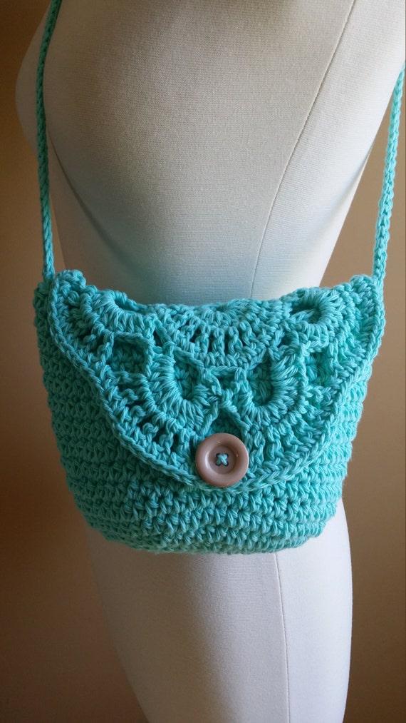 Cotton Boho Handbag, 5 Colors to Choose From