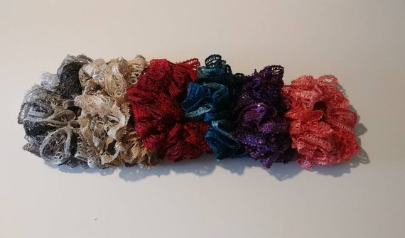 Sashay Hair Scrunchies.