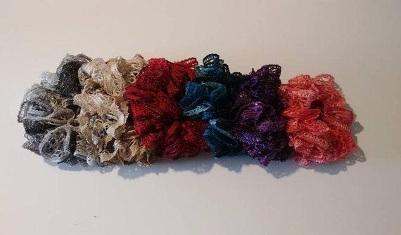 Sashay Hair Scrunchies.