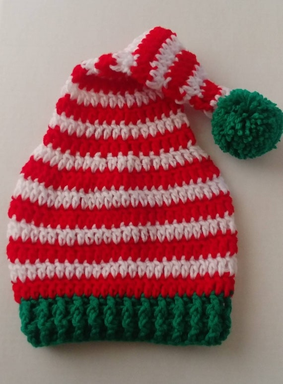 Christmas Stocking Hat 6-12 month
