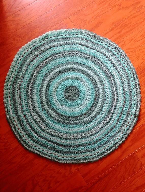 Mandala Baby Blanket