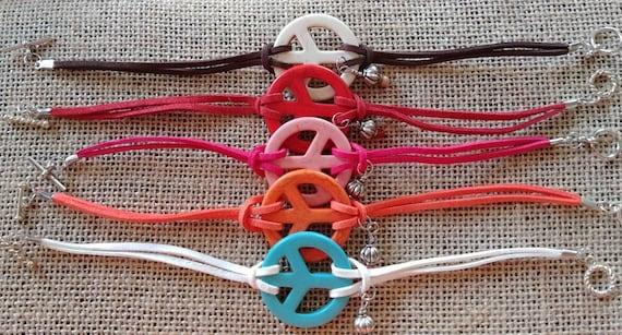 Sale! Peace Bracelet