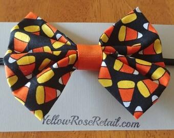 Girls Halloween Bow Headbands