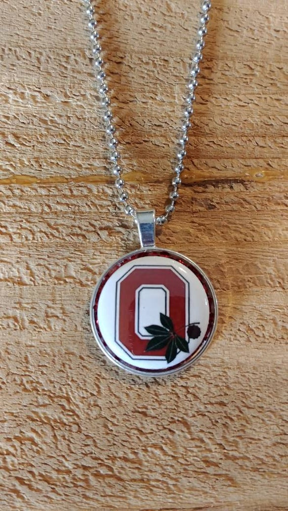 Block O Necklace