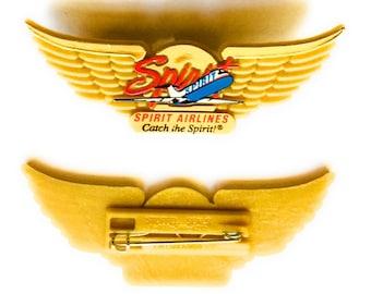 Pilot wings pin | Etsy