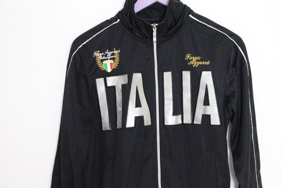 Adidas Italia track jacket