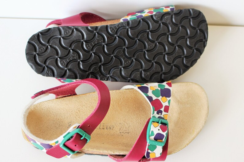 40f004a1ce1ed7 Birkenstock Sandals Papillio Straps Sandals Cork Sole Summer