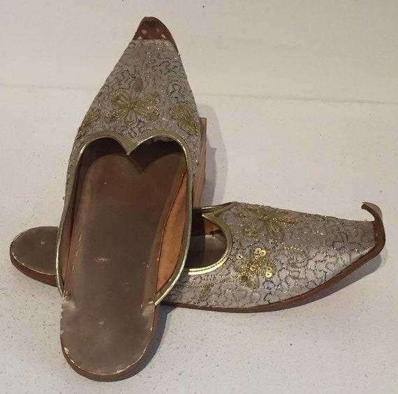 Indian Harem Slippers - image 4