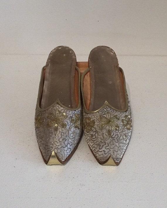 Indian Harem Slippers - image 1