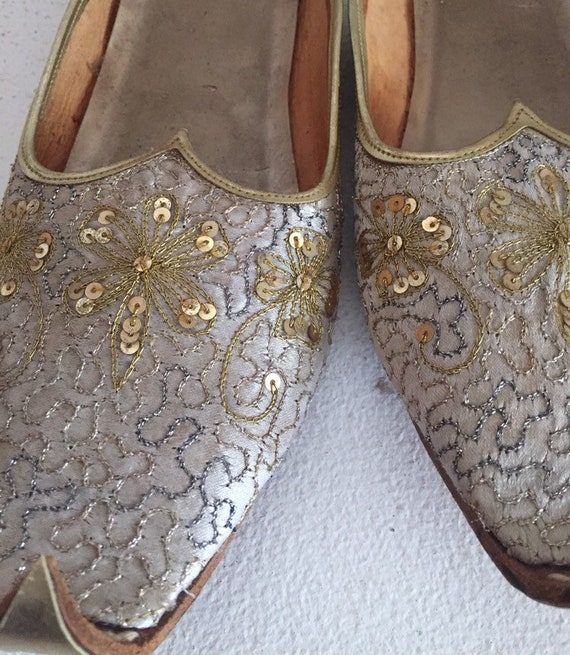 Indian Harem Slippers - image 2