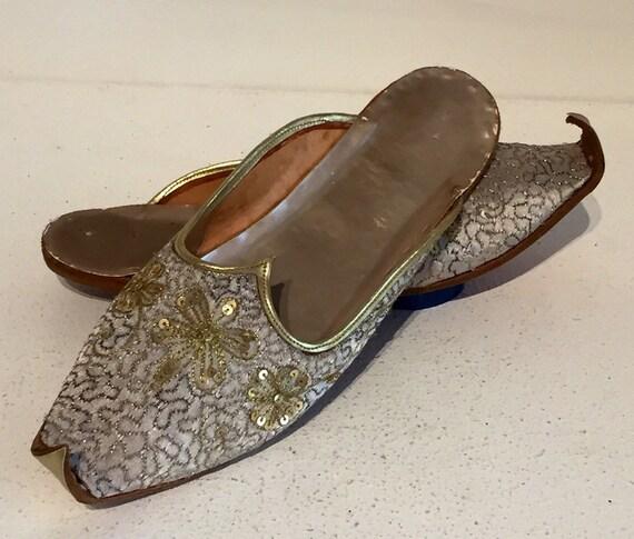 Indian Harem Slippers - image 3