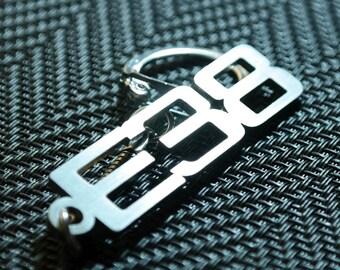 Bmw M3 Keychain M3 Keyring Bmw Key Tag Keychain For Bmw M3 Etsy