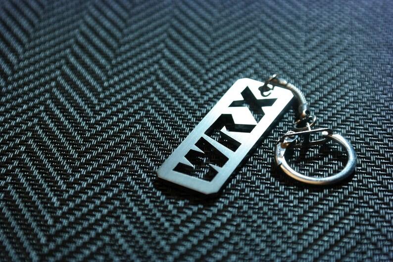 Subaru Logo Keyring New!