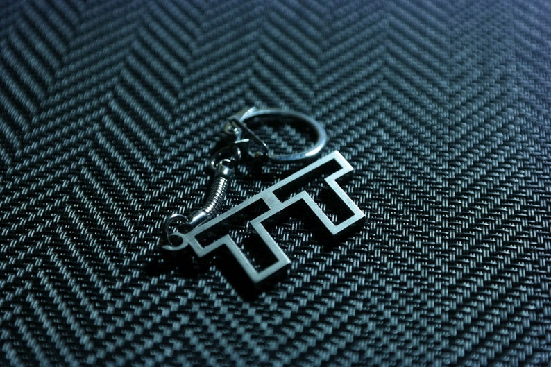 Audi Tt Keychain Tt Keyring Audi Key Tag Keychain For Audi Tt Stainless Steel Key Chain Lasercut Key Ring Personalized Audi Keychain