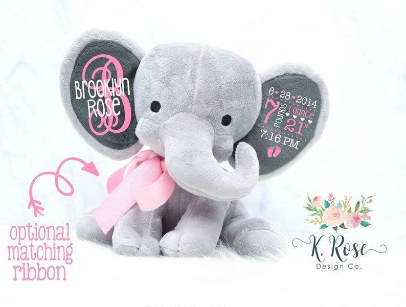 Custom birthing stat elephant