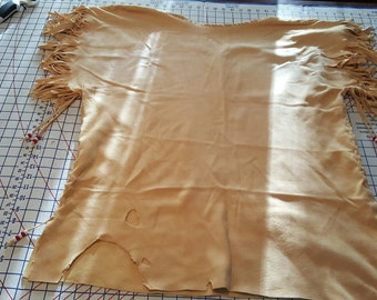 Leather Shirt Made-to-order