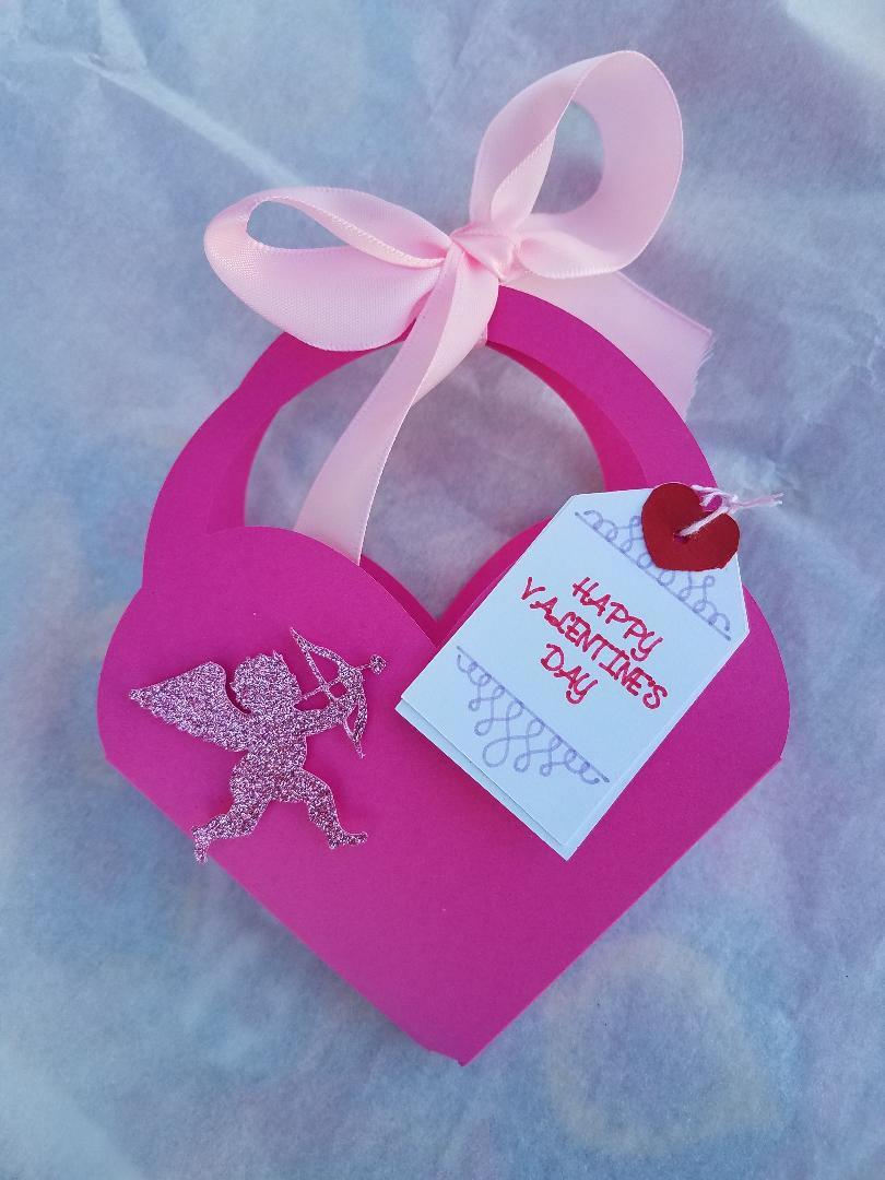 Mini Valentine\'s Day Favor Bags Valentine\'s Day