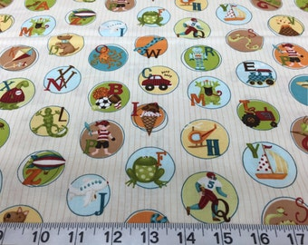 """Mischief by Benartex, Style 02881, color 07, 44-45"""" width fabric by the yard"""