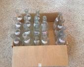 19 1940 39 s - 1950 39 s Pepsi Bottles, Pepsi Swirl, Sparking Pepsi, Pepsi, Pepsi Bottle, Swirl, Sparkling, 12 oz Pepsi, 8 oz Pepsi.