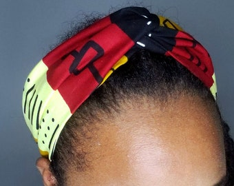 Fireside Turban Headband
