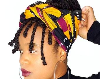 Toned Earth Headwrap