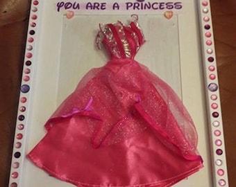 """Frame """"You are a princess"""""""