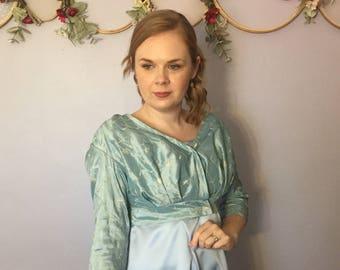 Regency spencer, Jane Austen Jacket