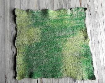 Handmade felt sheet, felt wool fabric, handmade felt, pure merino wool felt, felt sheet for craft, craft felt fabric, waldorf felt material