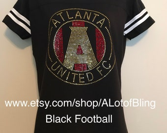 71f13a85 Atlanta United Rhinestone T-Shirt
