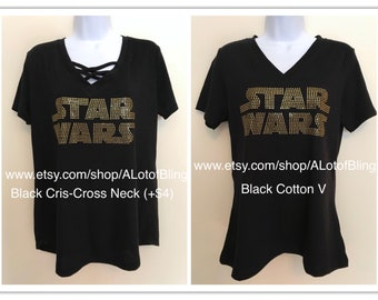 Star Wars Rhinestone T-Shirt