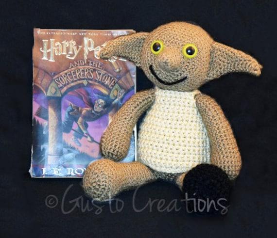 Harry Potter Dobby, bonneterie Dobby, Dobby l'elfe de maison à colorier