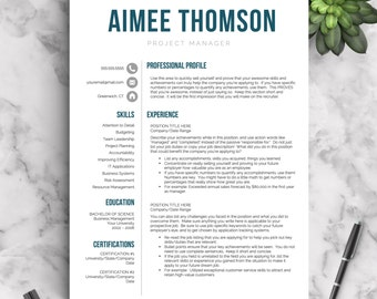 Modern resume template professional resume template for word etsy creative resume template for word pages 1 2 and 3 page resume templates resume template icon set cover letter tips modern resume maxwellsz