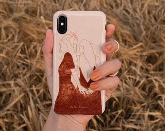 Friendship phone case