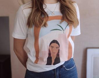 Desert girl T-Shirt