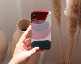 Abstract Phone case, full wrap Phone case