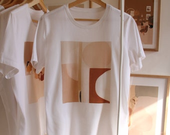 Abstract t-shirt, graphic t-shirt