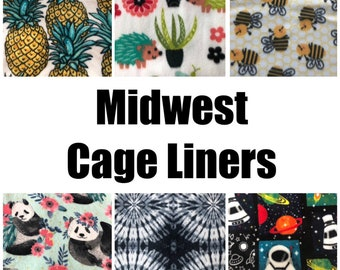 Custom Absorbent Midwest Cage Liners