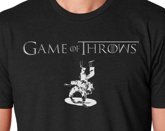Game of Throws Jiu Jitsu T-Shirt