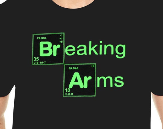 Breaking Arms Jiu Jitsu T-Shirt