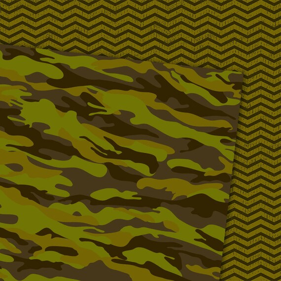 photo about Camo Printable Paper titled Camo electronic paper Armed service Historical past Printable Armed service Camouflage Heritage Practice Armed service Stripe Star Polka Dots Sbook Paper