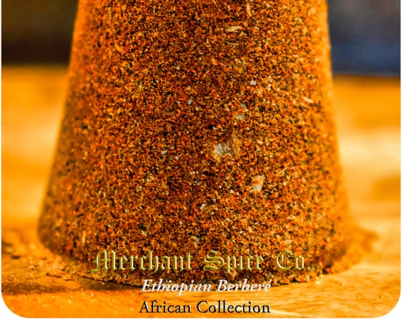 Ethiopian Berberé from the African Collection by Merchant Spice Co.