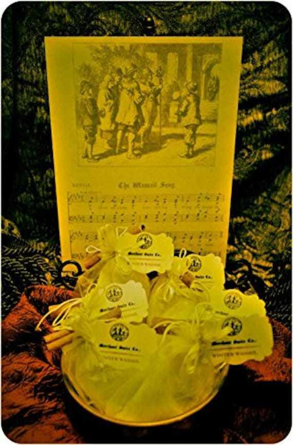 Winter Wassail Mulling Spices from the Gift Set Collection by Merchant Spice Co.