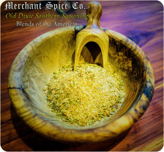 Old Dixie Southern Seasoning from the Blends of the Americas Collection by Merchant Spice Co.