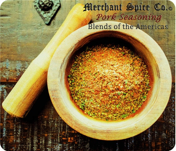 Pork Seasoning from the Blends of the Americas Collection by Merchant Spice Co.