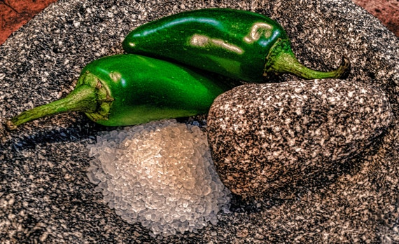 Jalapeño Salt from the Seasoned Sea Salts Collection by Merchant Spice Co.